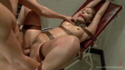 Dani Daniels will enjoy this extreme BDSM